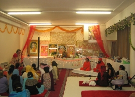 Disciples of Ashutosh Maharaj Ji from UK - 03.04.2012