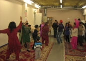 Vaisakhi at Brussels Mandir 001